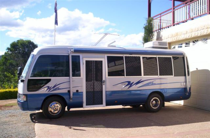 Freedom Motorhomes Fitouts And Bus Conversions